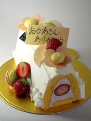 母の日Buche de fraise 2012.jpg
