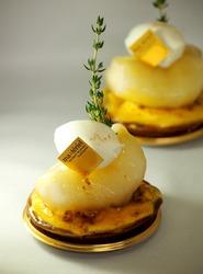 Tartelette au poire(洋梨のタルトレット).jpg