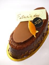 gateaux aux chocolat 父の日2013.jpg